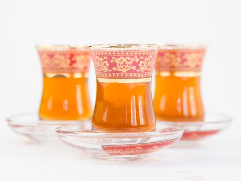 Turkish Tea Cups