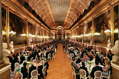 Party Like Louis XIV: Eating at the Chateau de Versailles