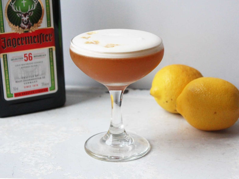 Top Step cocktail