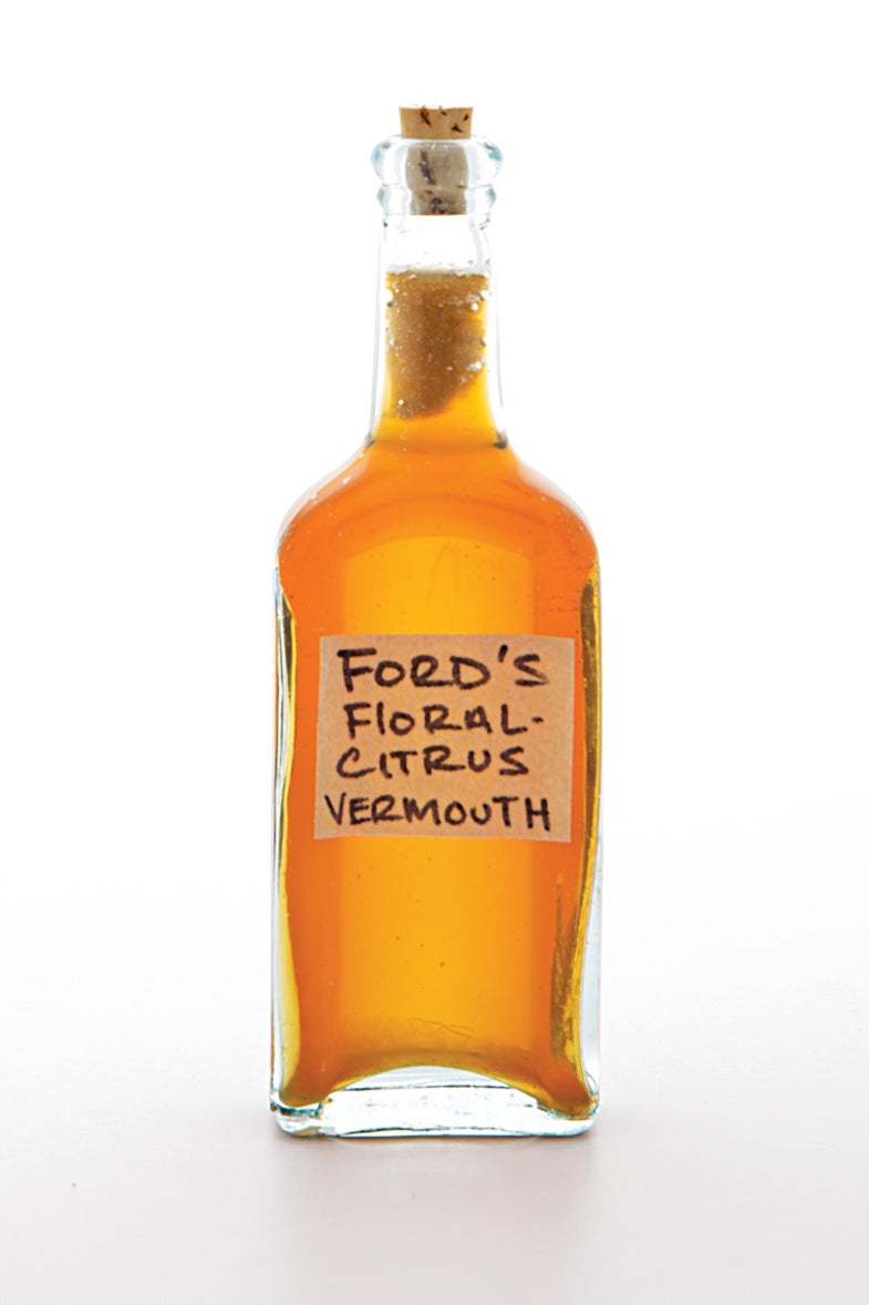 Adam Ford's Floral Citrus Vermouth