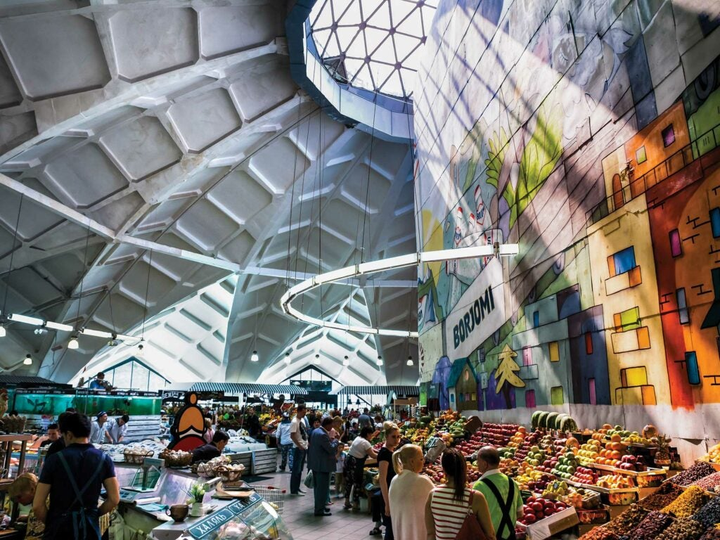 moscow market