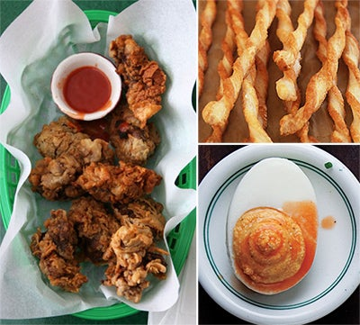 Menu: A Derby Day Party