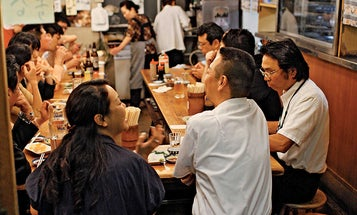 Learning to Drink the Japanese Way