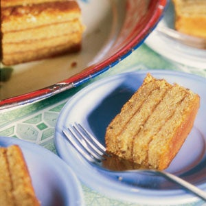 Spekkuk Bumbu (Indonesian Spice Cake)