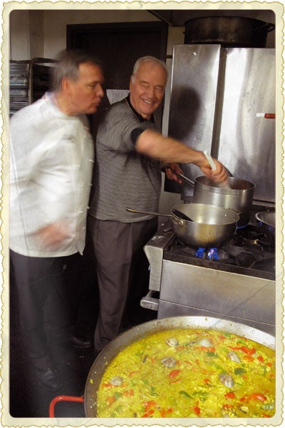 Postcard: Dinner With Jacques Torres