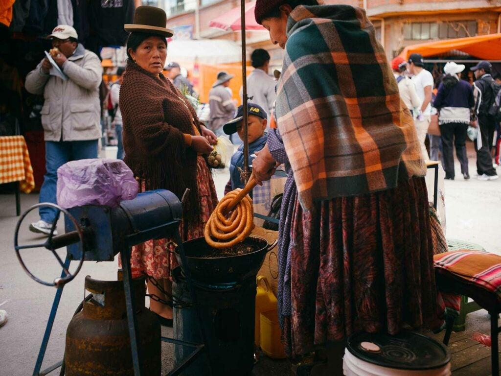 El Alto Churros