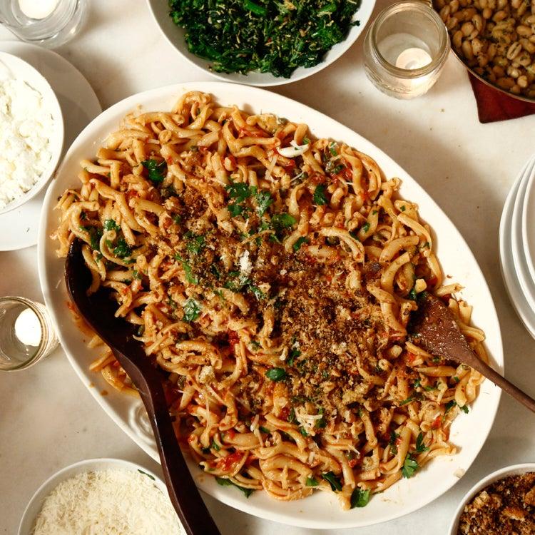 """""""Spaghettata"""
