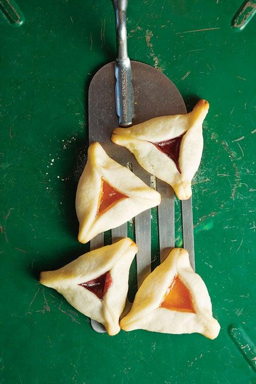 Jewish Holiday Cookies (Hamantaschen)