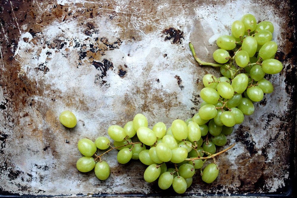 One Ingredient, Many Ways: Grapes