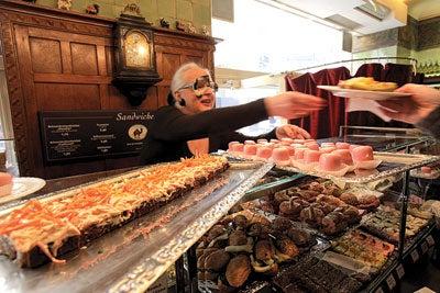 Vienna Interlude: Inside One Of Vienna's Oldest Sandwich Shops