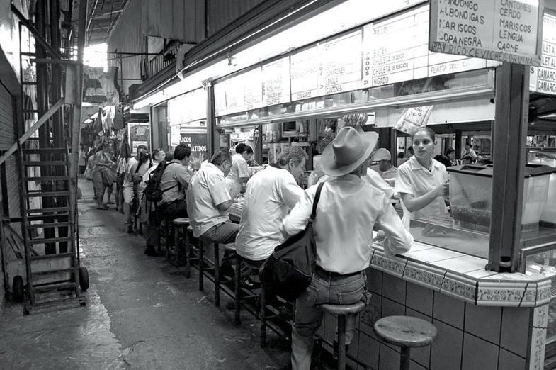 Costa Rica: San Jose's Mercado Central