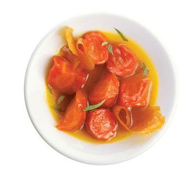 Orange and Honey-Glazed Carrots