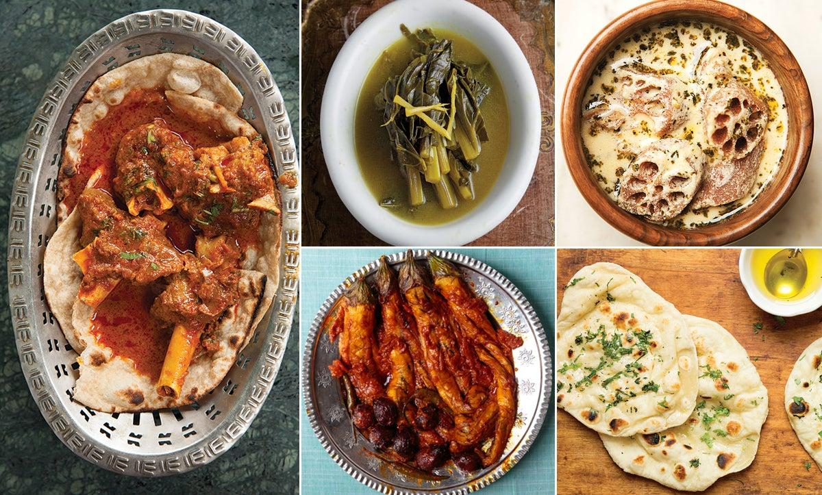 Dinner in Kashmir