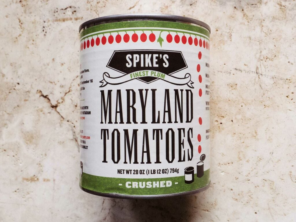 Good ol' Maryland tomatoes