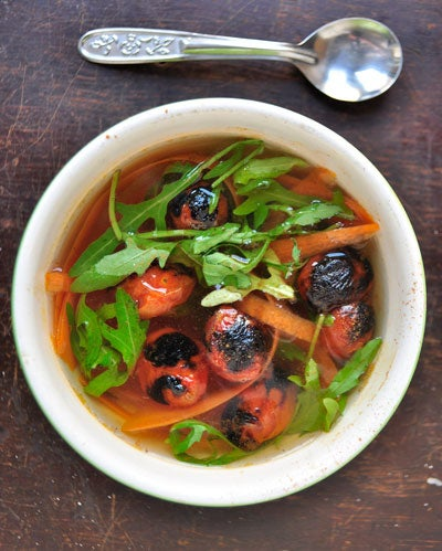 Vegetable Salad Soup