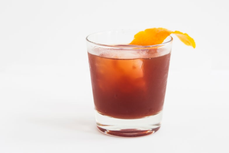 The Pennyworth Cocktail