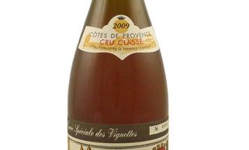 Drink This Now: Tibouren Clos Cibonne Rosé Cuvée Spéciale des Vignettes 2009
