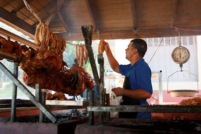 Pork is King