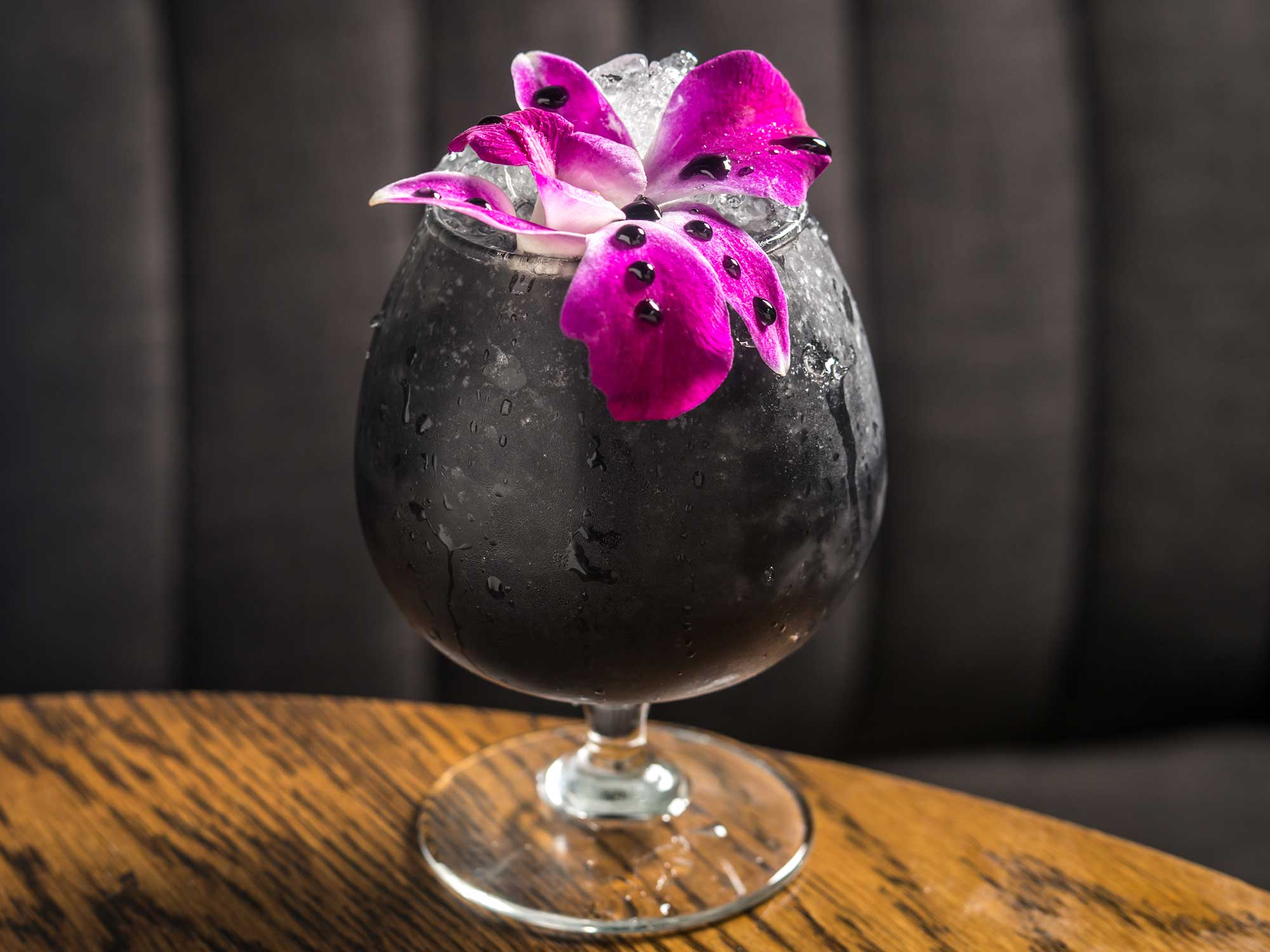 Raise a Glass to Your Favorite Moody Authors at this NYC Cocktail Bar