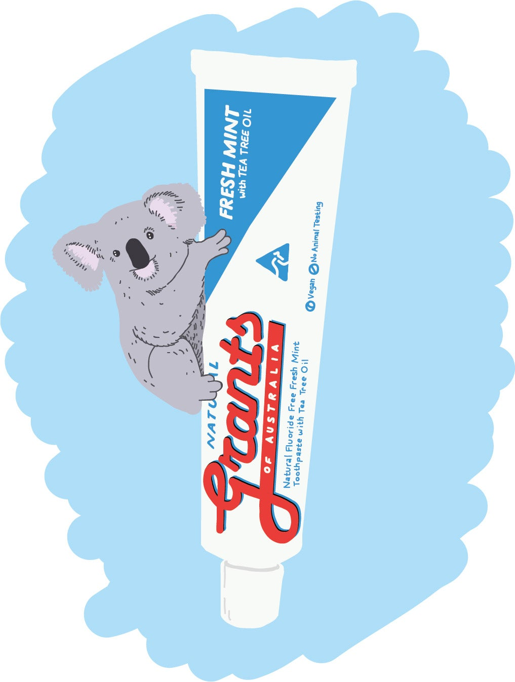 toothpaste, australia