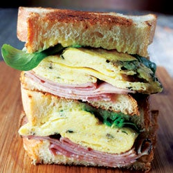 Egg Sandwich Variations
