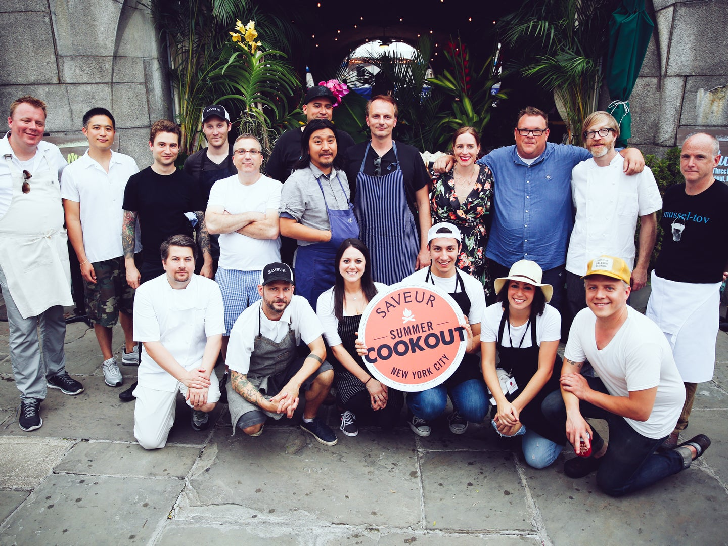 Scenes from the 6th Annual SAVEUR Summer Cookout