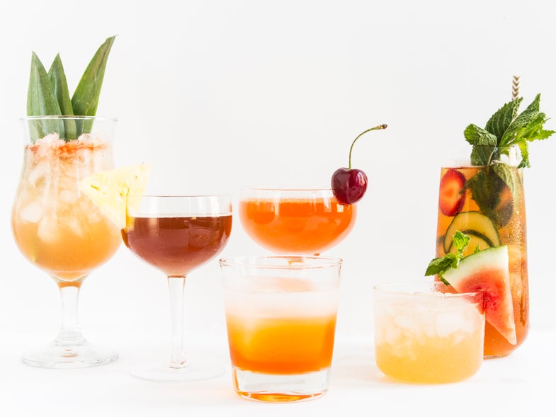 21 Cocktails for Our 21st Birthday