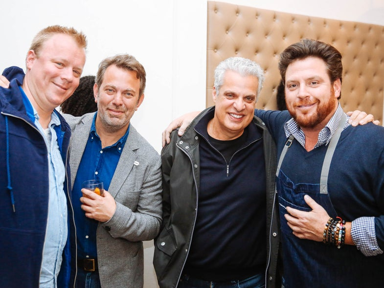 SAVEUR Takes Over Chef Scott Conant's New Restaurant Fusco