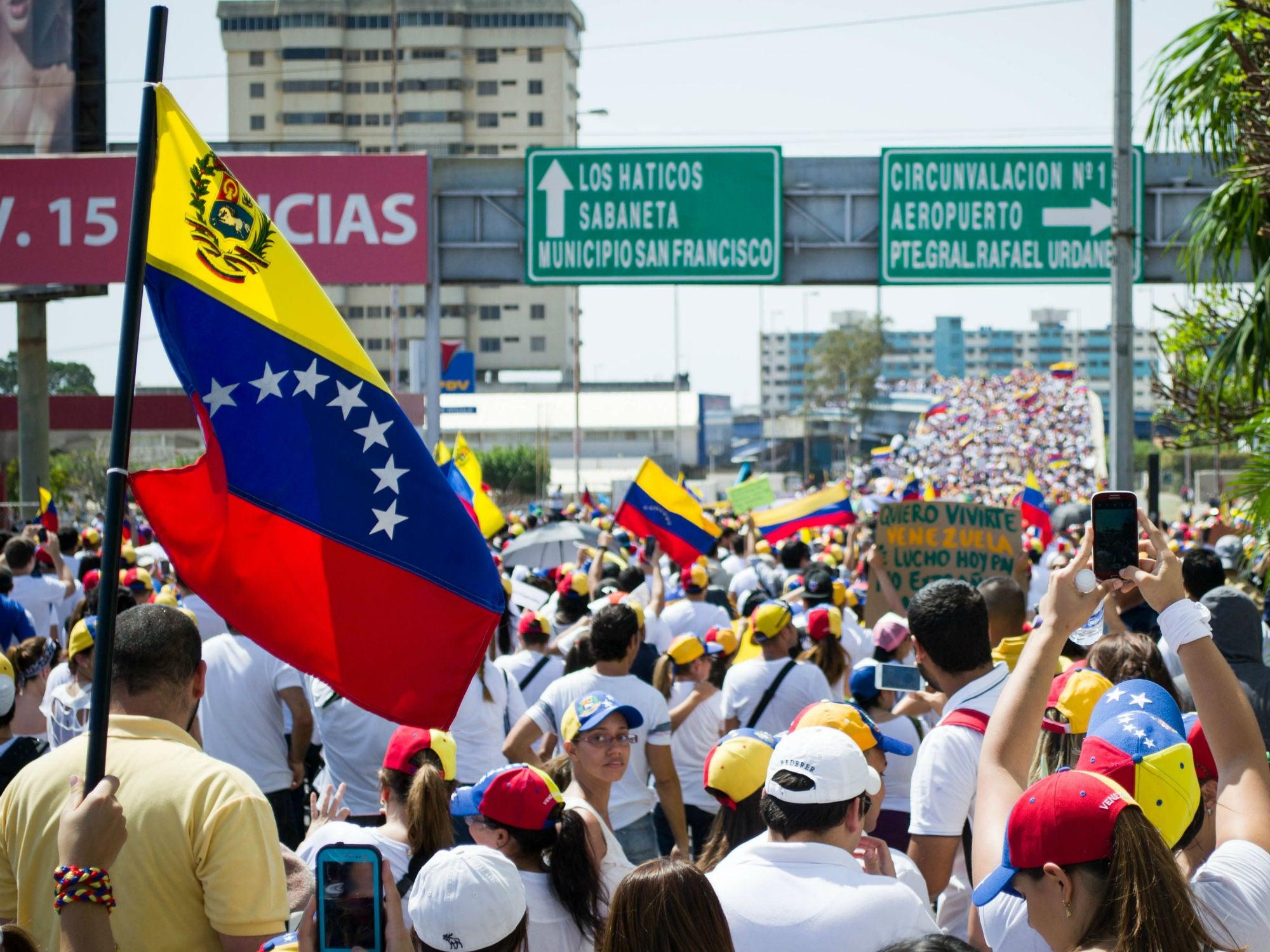 Venezuela's Food Shortage Has Gotten so Severe That Airlines Are Canceling Flights