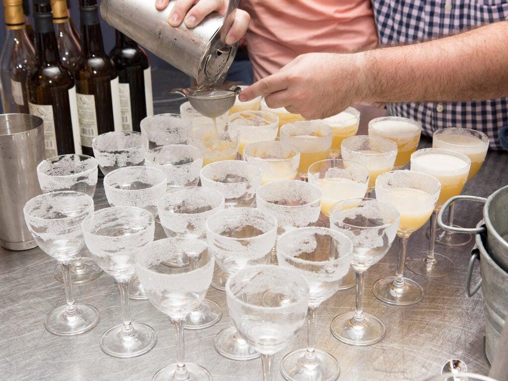 cognac cocktail grapefruit lemon