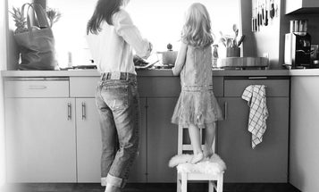 A Lesson on Parenting From the Kitchen Counter