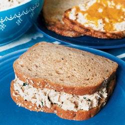 Tuna Salad Sandwiches