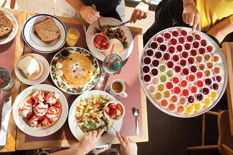 Breakfast of Champions, Vegas Style