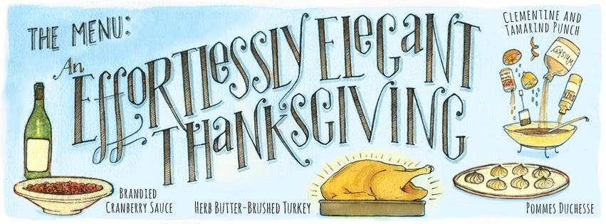 A Effortlessly Elegant Thanksgiving Menu Planning Guide
