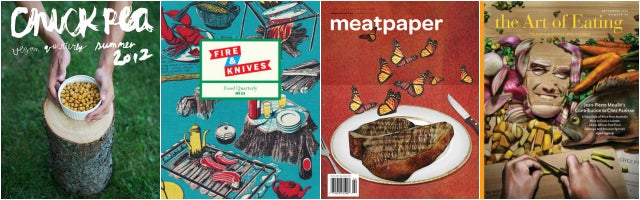 16 Great Indie Food Magazines