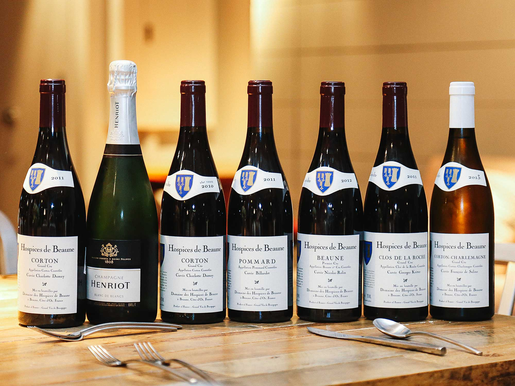 Inside the High-Stakes World of Six-Figure Wine Auctions