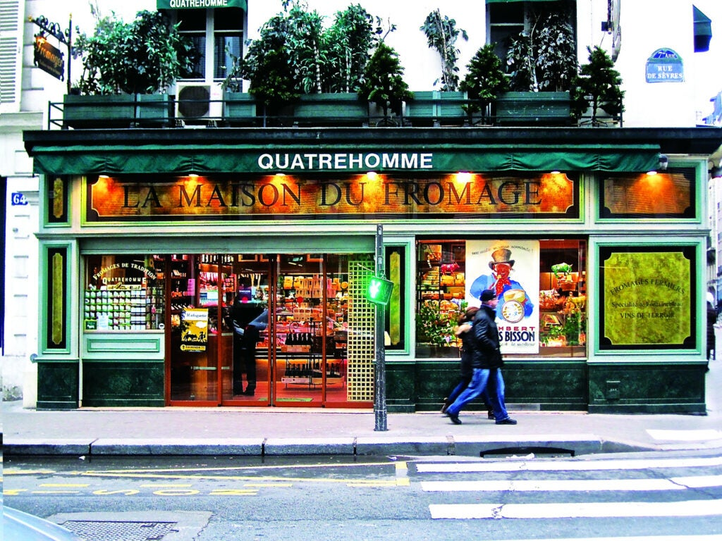 """""""Fromagerie"""