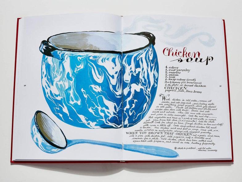 The Strange History of Design Legend Cipe Pineles' Illustrated Cookbook