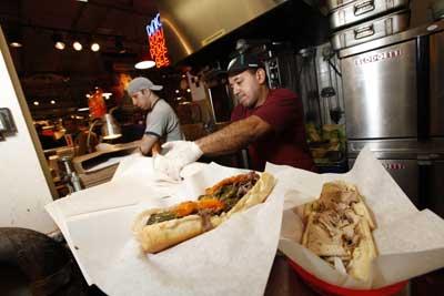 Sandwich Town: Guide to Great Philadelphia Sandwiches