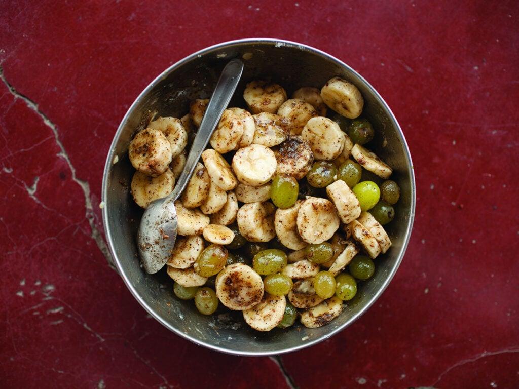 Marwari Masala-Spiced Fruit Chutney (Sonth)
