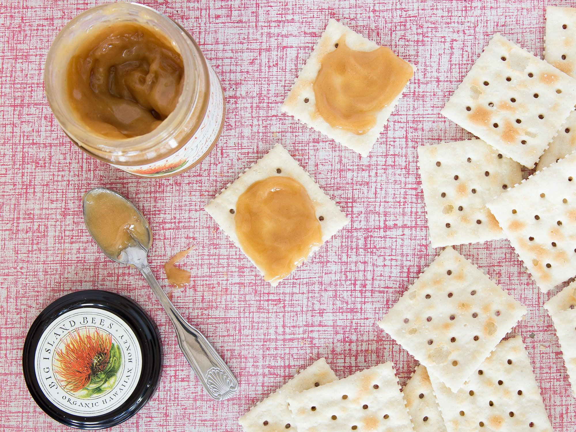 Obsessions: Ohi'a Lehua Blossom Honey