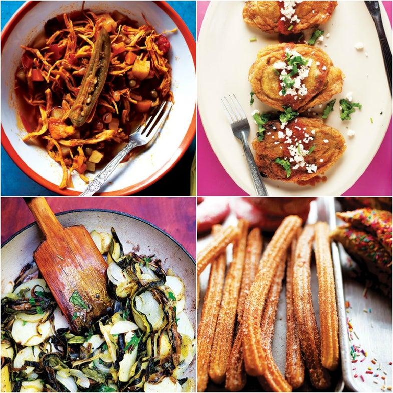 Menu: A Warming Mexican Dinner