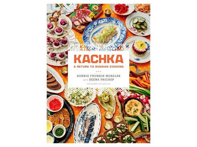 Kachka Cookbook