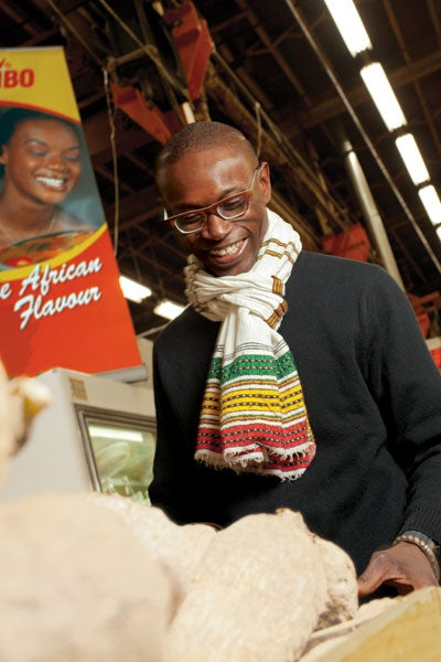 The Flavors of Senegal
