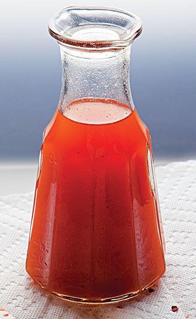 Eastern North Carolina Sauce