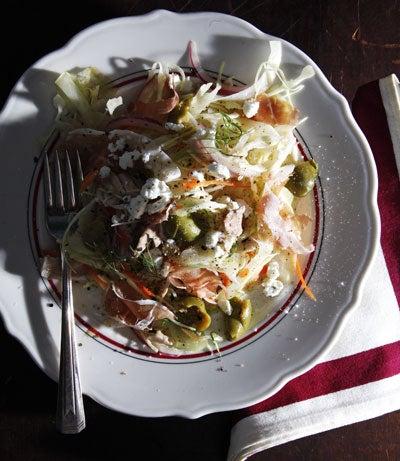 Jar Restaurant's Chopped Salad