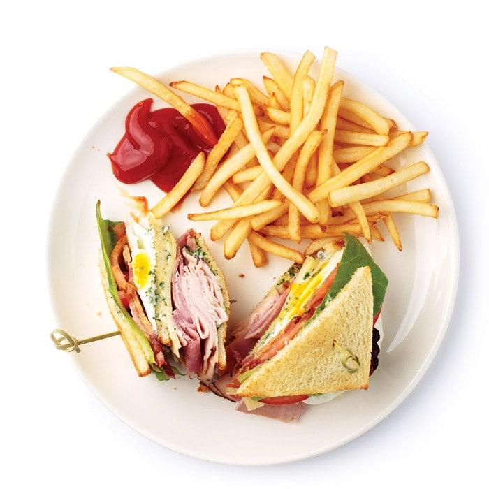 club sandwich, bar snacks, los angeles, travel, hotel bel-air