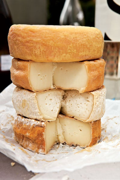 Fresh and Aged: Corsica's Great Cheeses