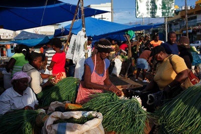 Great Markets in the Caribbean