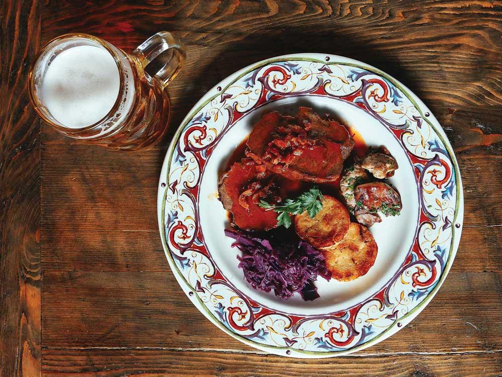 Mimi Sheraton's Lifelong Love of German Food